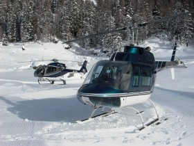 HELICOPTER  FLIGHTS - DOLCEVITA RESORT