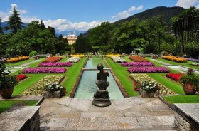 BOTANICAL GARDENS OF VILLA TARANTO - DOLCEVITA RESORT